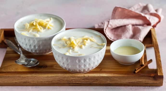 Макароны с молоком при гастрите