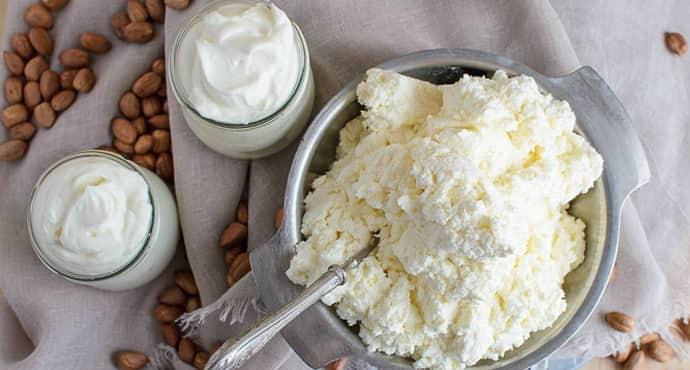 Молочная продукция при гастрите