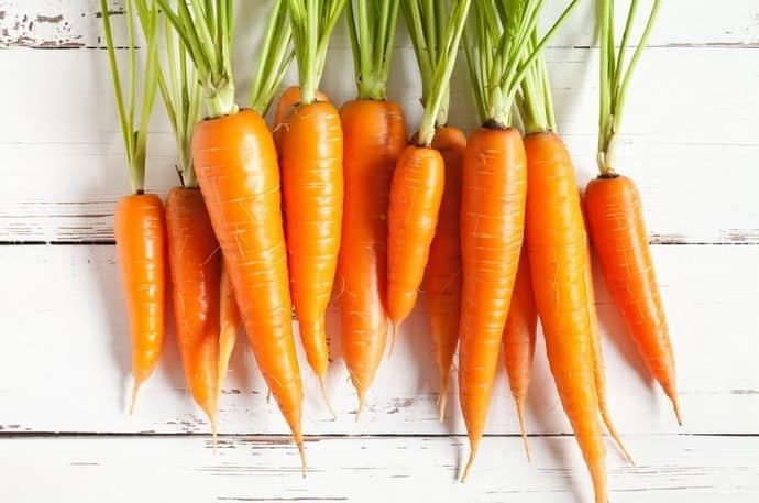 Чем полезна морковь при гастрите