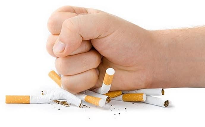 Как правильно бросить курить при гастрите