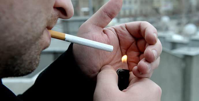 Можно ли курить при гастрите желудка