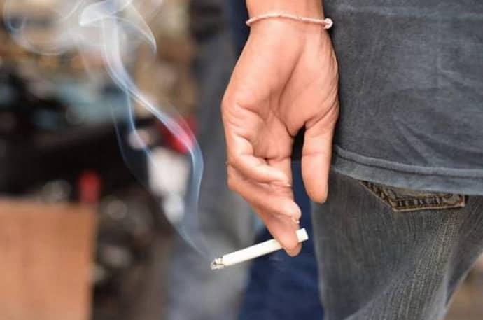 Курение при неатрофическом гастрите