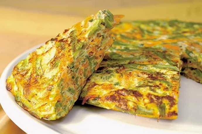 Любимое блюдо при гастрите – омлет