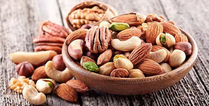 Орехи при гастрите: польза или вред