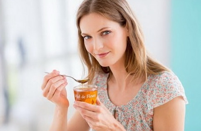 как принимать мед от изжоги