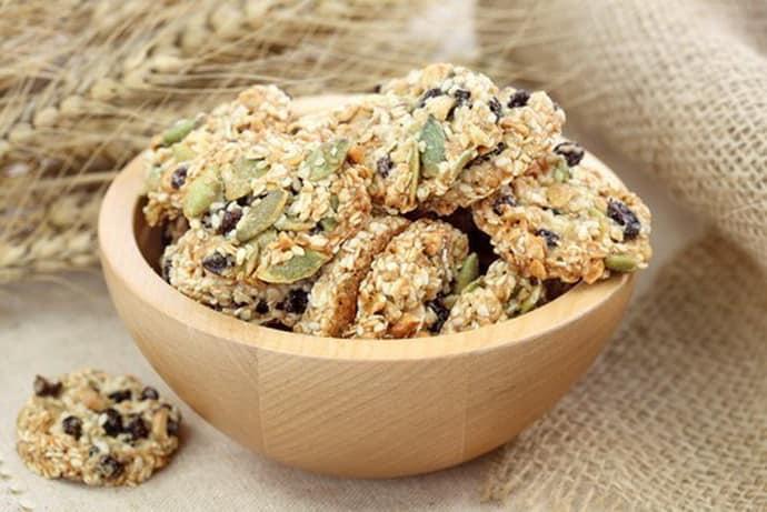 Печенье с семечеками при гастрите