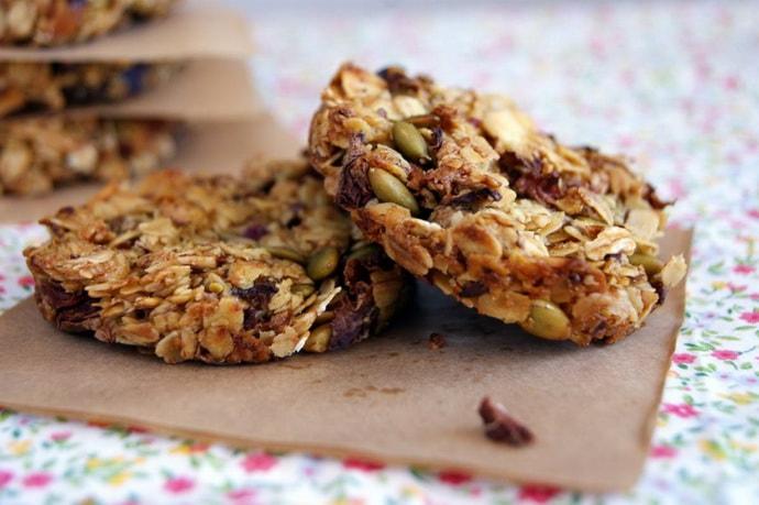 Печенье с отрубями при гастрите