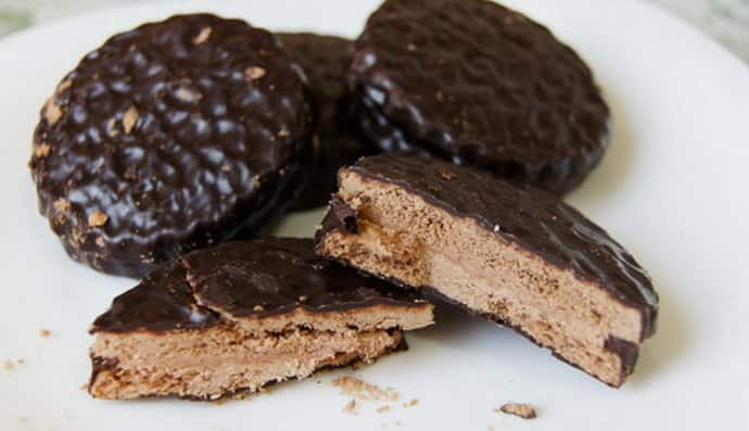 Шоколадное печенье при гастрите