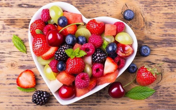 фрукты при изжоге