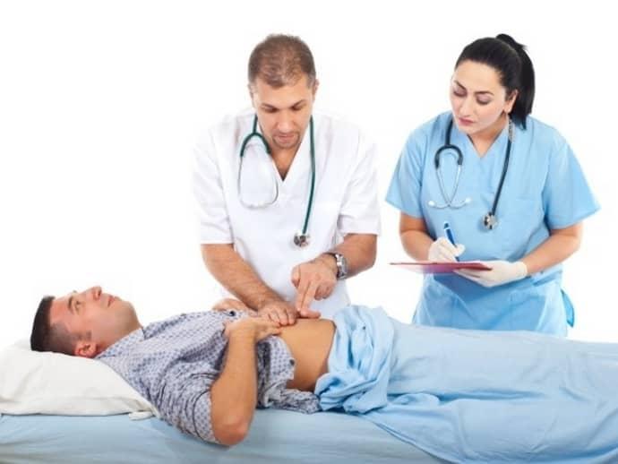 Как диагностируют аппендицит у мужчин
