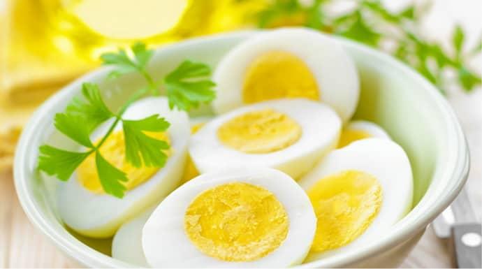 Яйца при изжоге