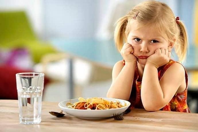 Питание детей при гастрите