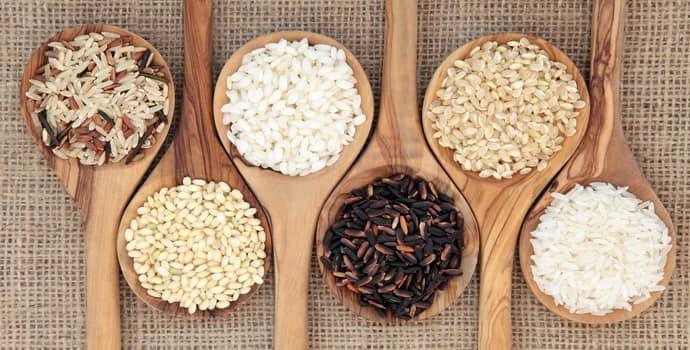 Изжога от риса: причины