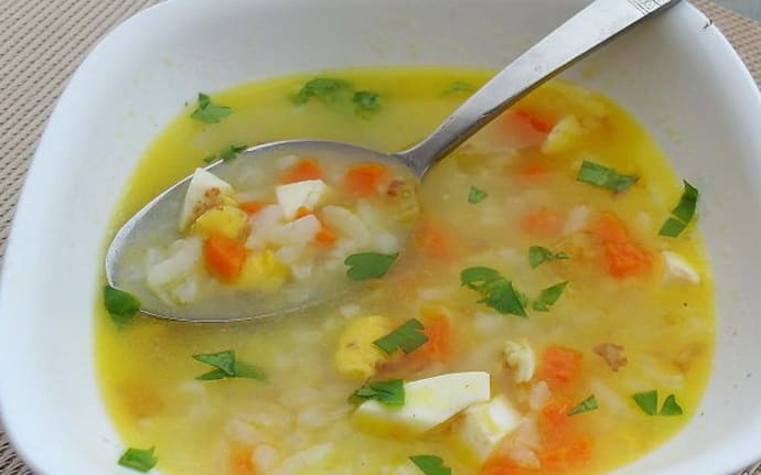 Рис при гастрите: польза, разновидности рецепты.