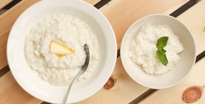 Рис при гастрите желудка