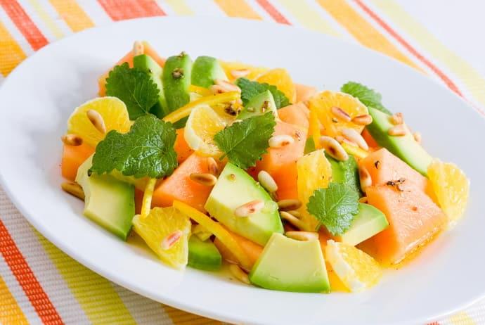 Фруктовый салат при гастрите