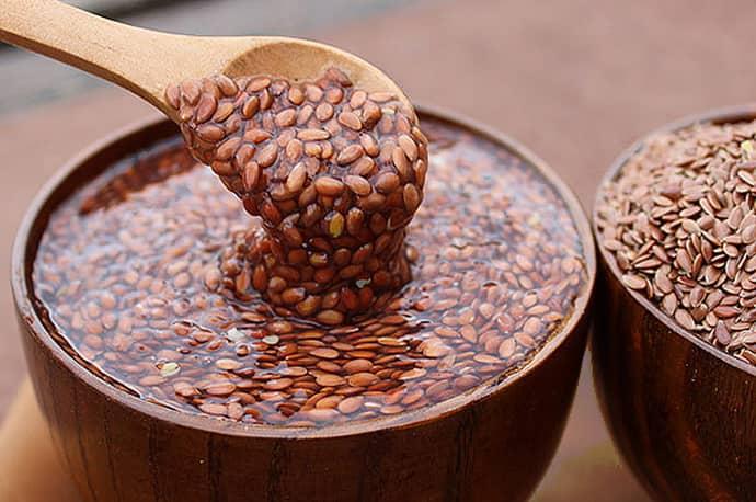 Как приготовить семена льна при гастрите