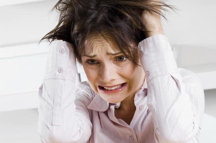 стресс при изжоге