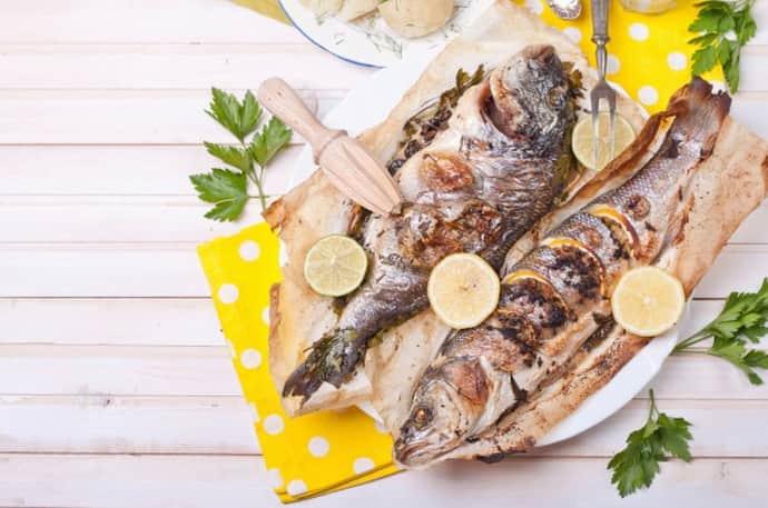 Можно ли запеченную рыбу при гастрите
