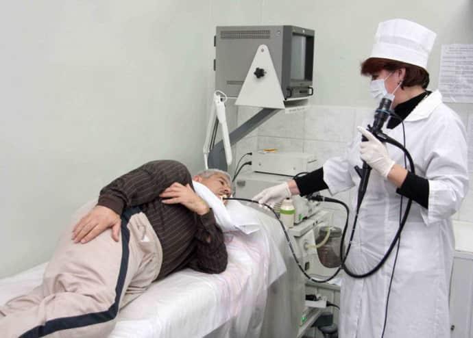 Диагностика при гастрите