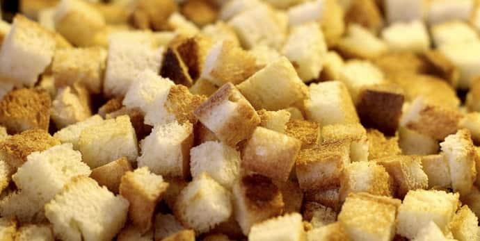 Можно ли сухари при гастрите