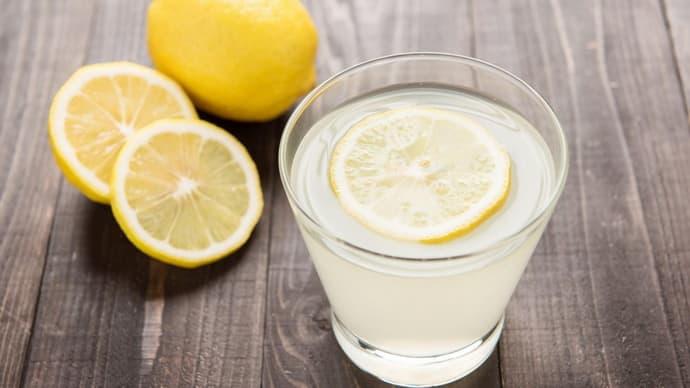 Вода с лимоном при гастрите