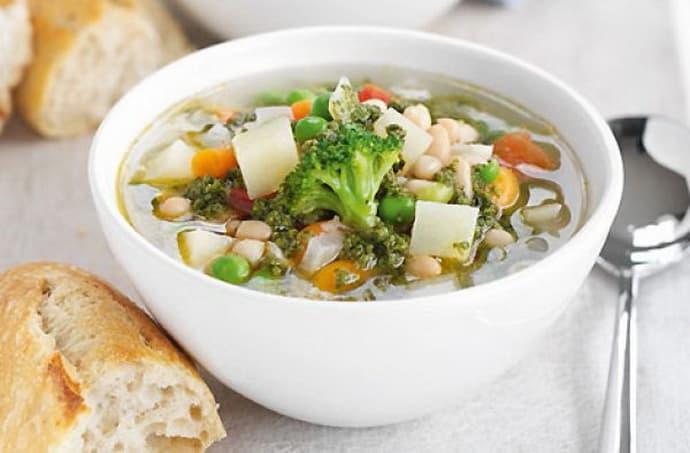 Польза супа при гастрите