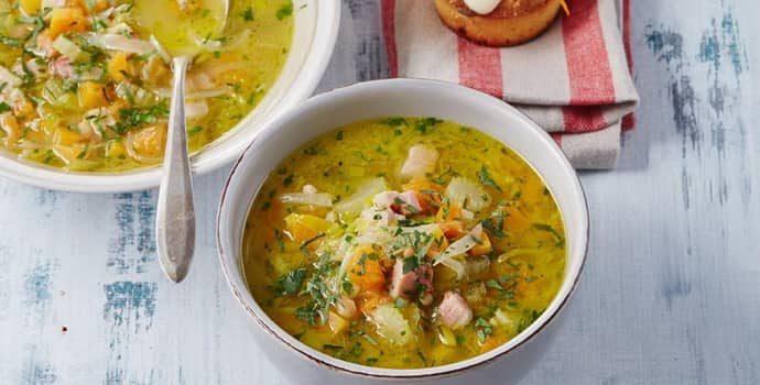 Супы при гастрите: рецепты приготовления блюд