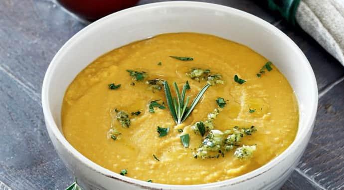 Гороховый суп при гастрите