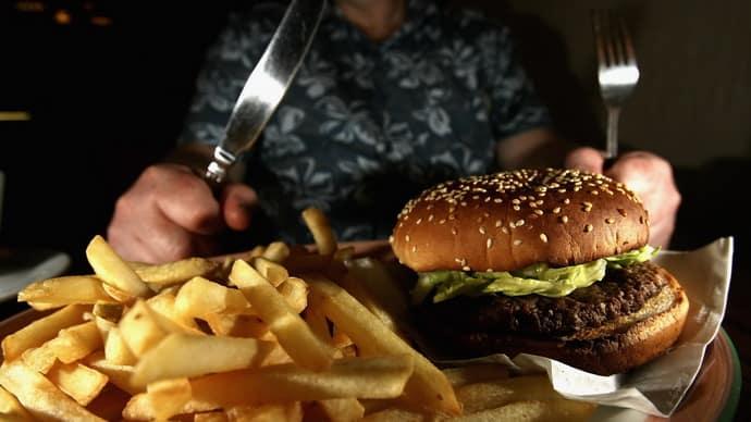 Неправильное питание при дисбактериозе