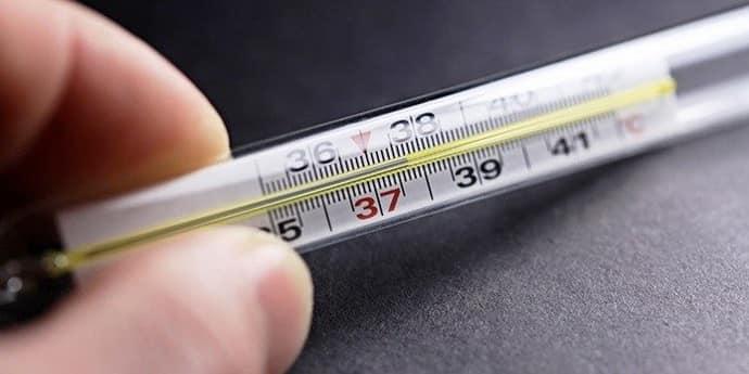 температура после удаления аппендицита