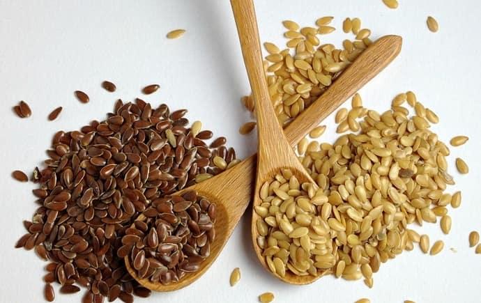 льняные зерна от изжоги