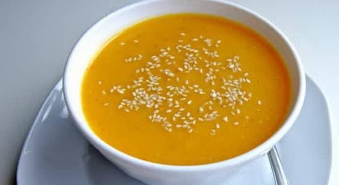 Суп из тыквы при гастрите