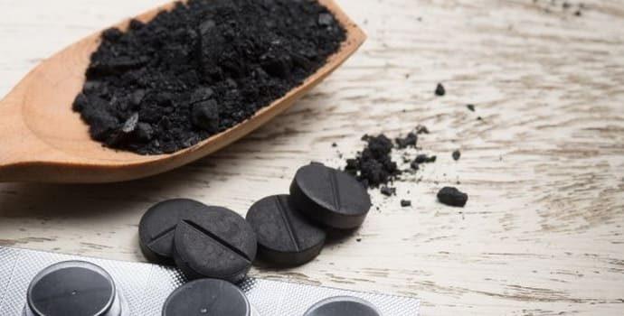 Эффективность активированного угля от изжоги