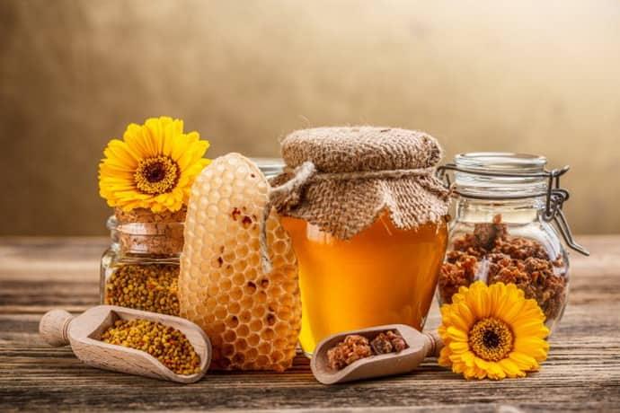 мед при гастрите