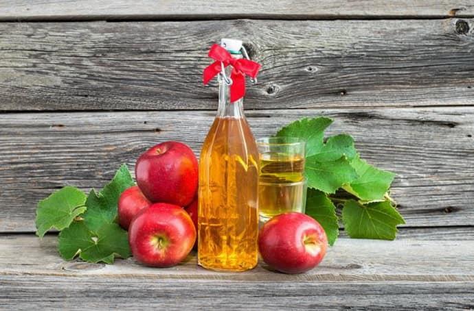 Яблочный уксус при гастрите