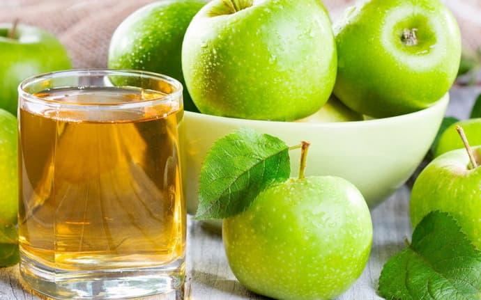 Яблочный сок при гастрите