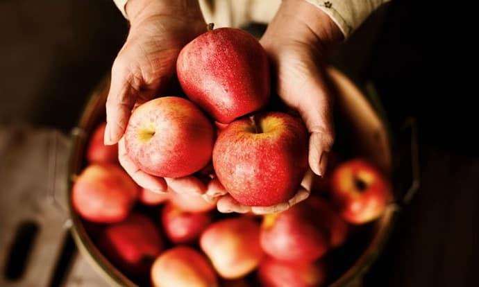 Как правильно готовить яблоки при гастрите