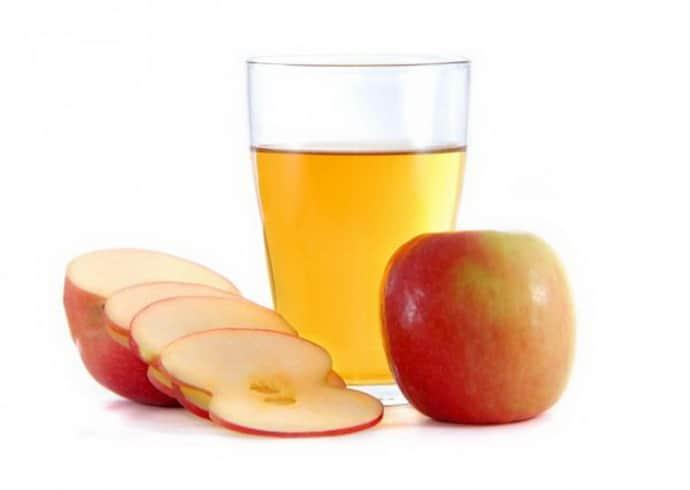 Яблочный сок при изжоге
