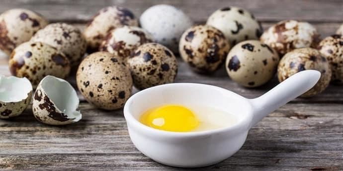 Как правильно принимать перепиленные яйца
