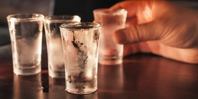 Алкоголь при гастрите