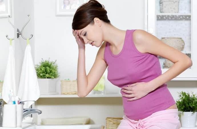 жжение в пищеводе при беременности