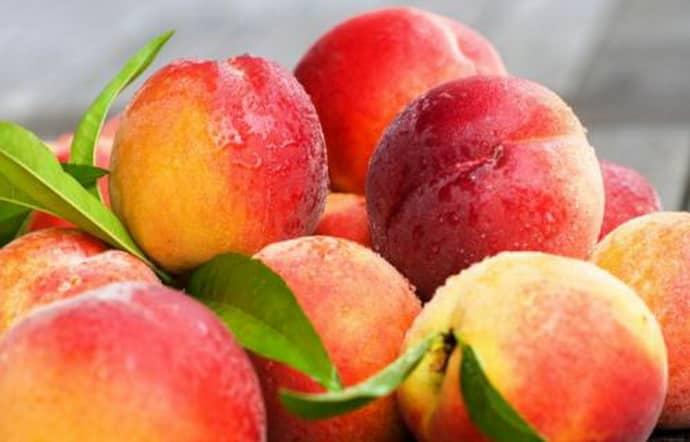 Персики при колите