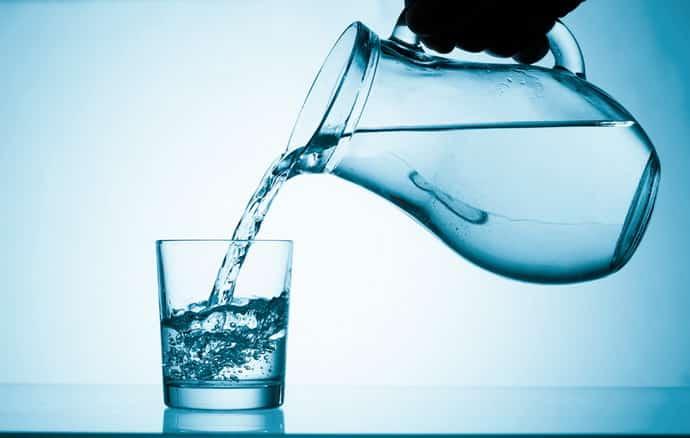 Вода при парапроктите