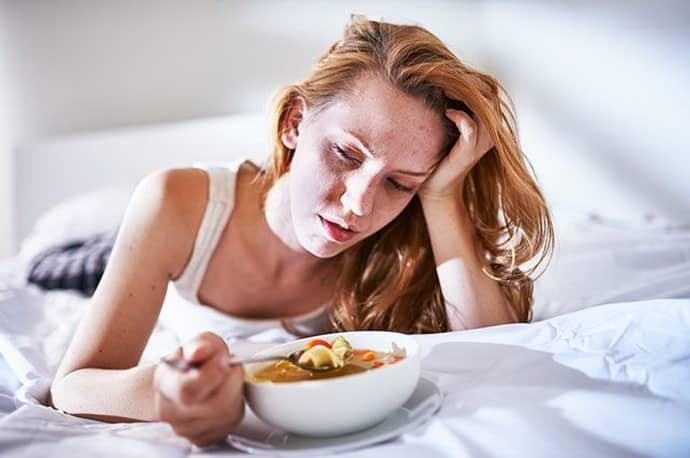 Пропал аппетит при дисбактериозе
