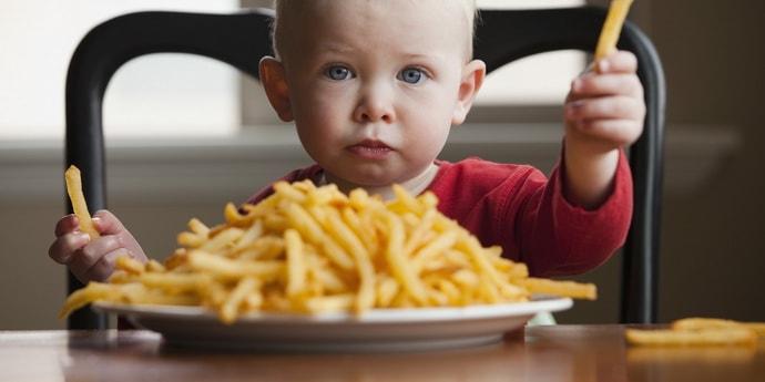 Питание детей при энтероколите