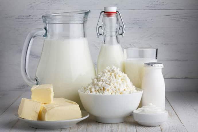 Кисломолочные продукты при дисбактериозе.