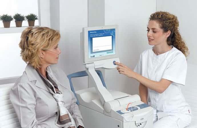 Диагностика при катаральном бульбите