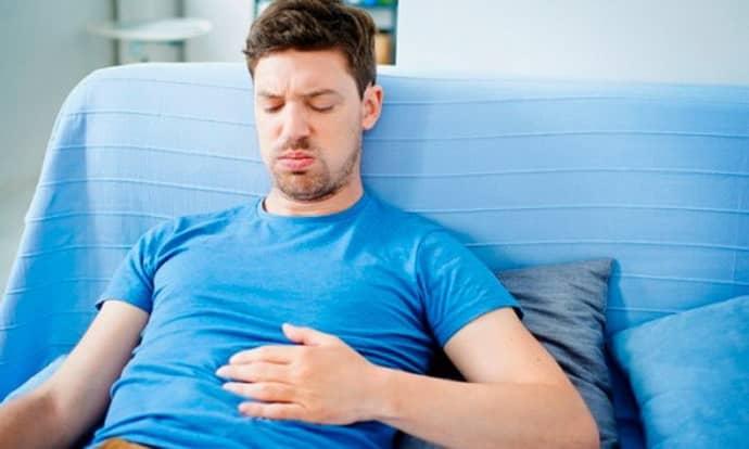 Болит живот при кишечной непроходимости