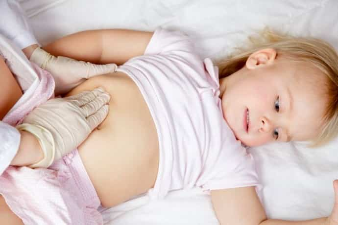 Кишечная непроходимость у детей до 1 года